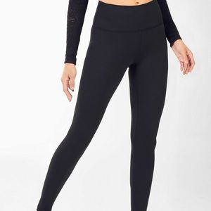 NEW FABLETICS High Waisted 7/8 Powerhold leggings